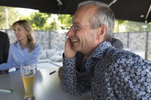 Hans Snel, initiatiefnemer Happy Planet Professionals