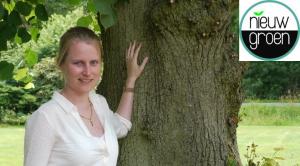 Heleen Klinkert, onze 100ste HPP'er, introduceert Nieuw Groen