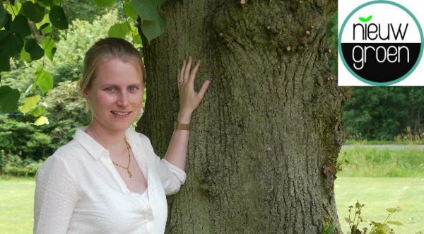 Je bekijkt nu Heleen Klinkert, onze 100ste HPP'er, introduceert Nieuw Groen