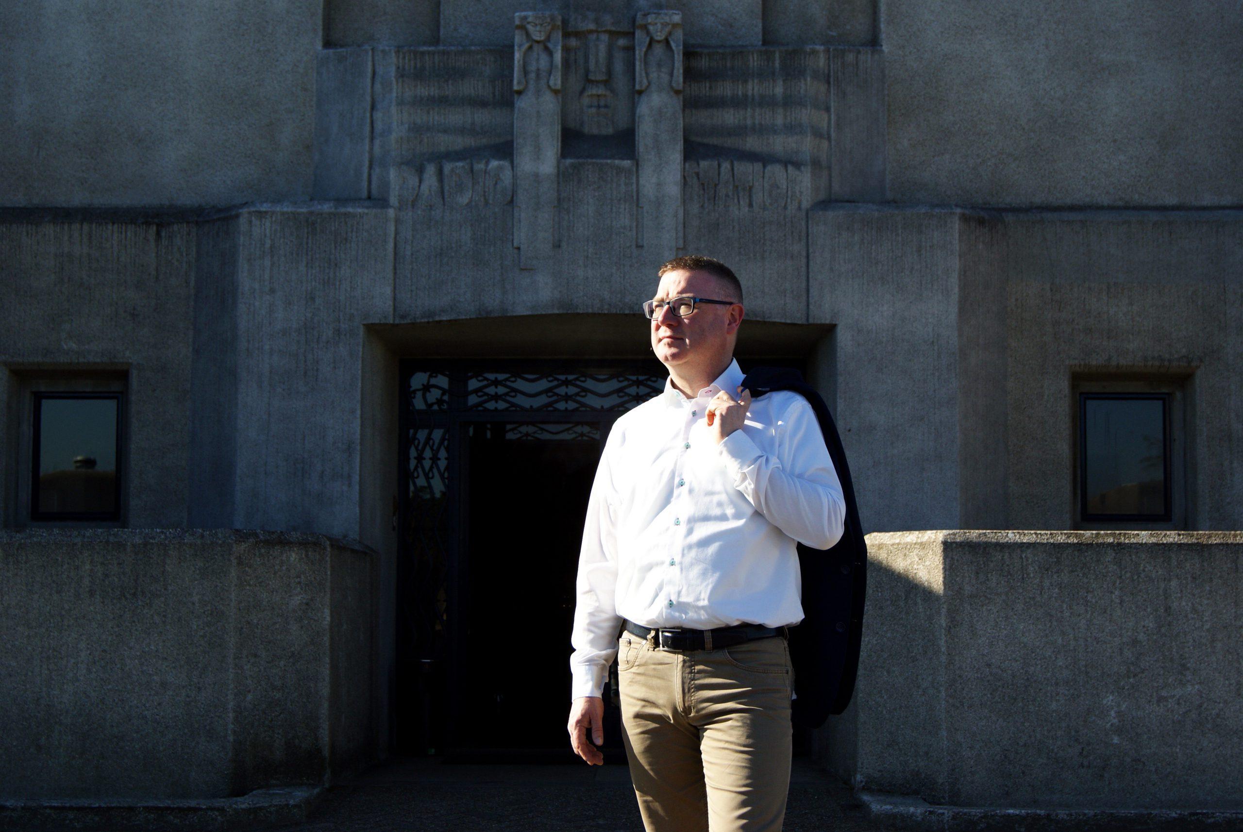 """Nieuw HPP-bestuurslid Marco Rog: """"We hebben geen tijd te verliezen!"""""""