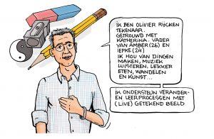 Lees meer over het artikel Nieuwe HPP'er Olivier Rijcken tekent voor verandering